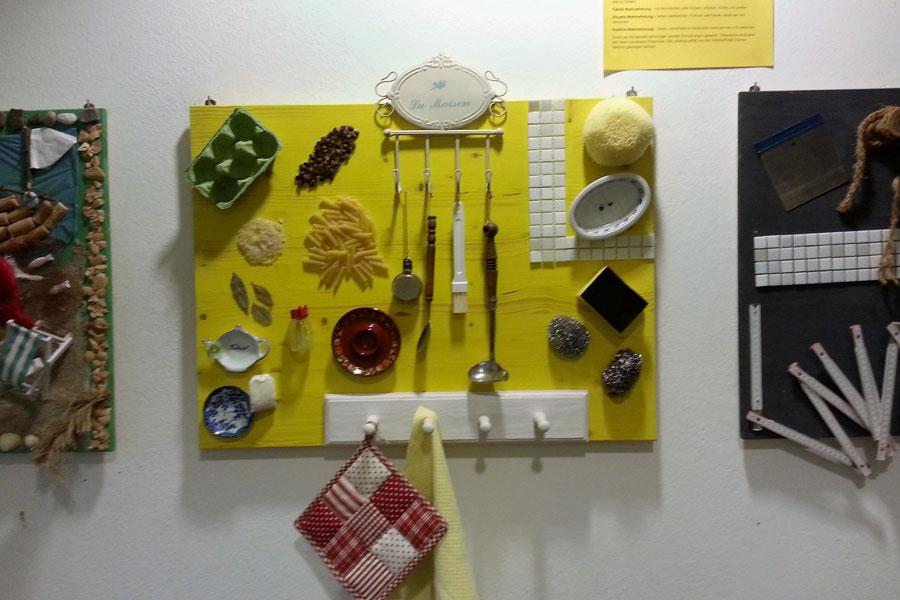Galerie Wichtrud Kaufmann Kunsttherapeutin Bielefeld